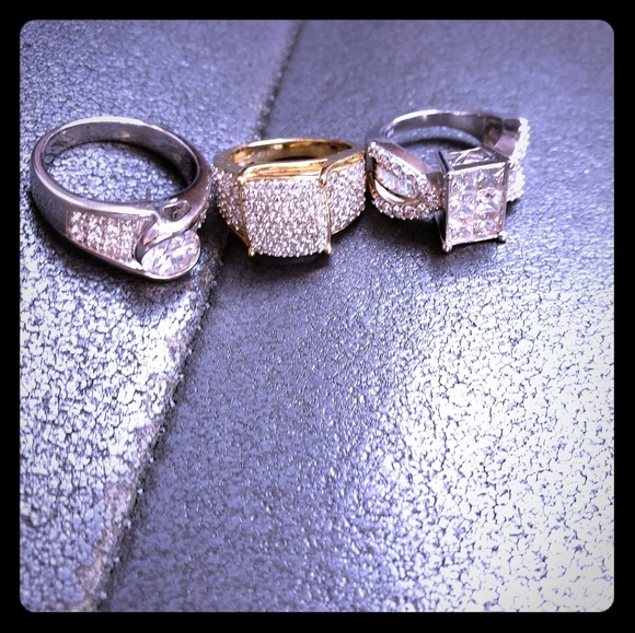 Jtv Diamond Rings >> Rings